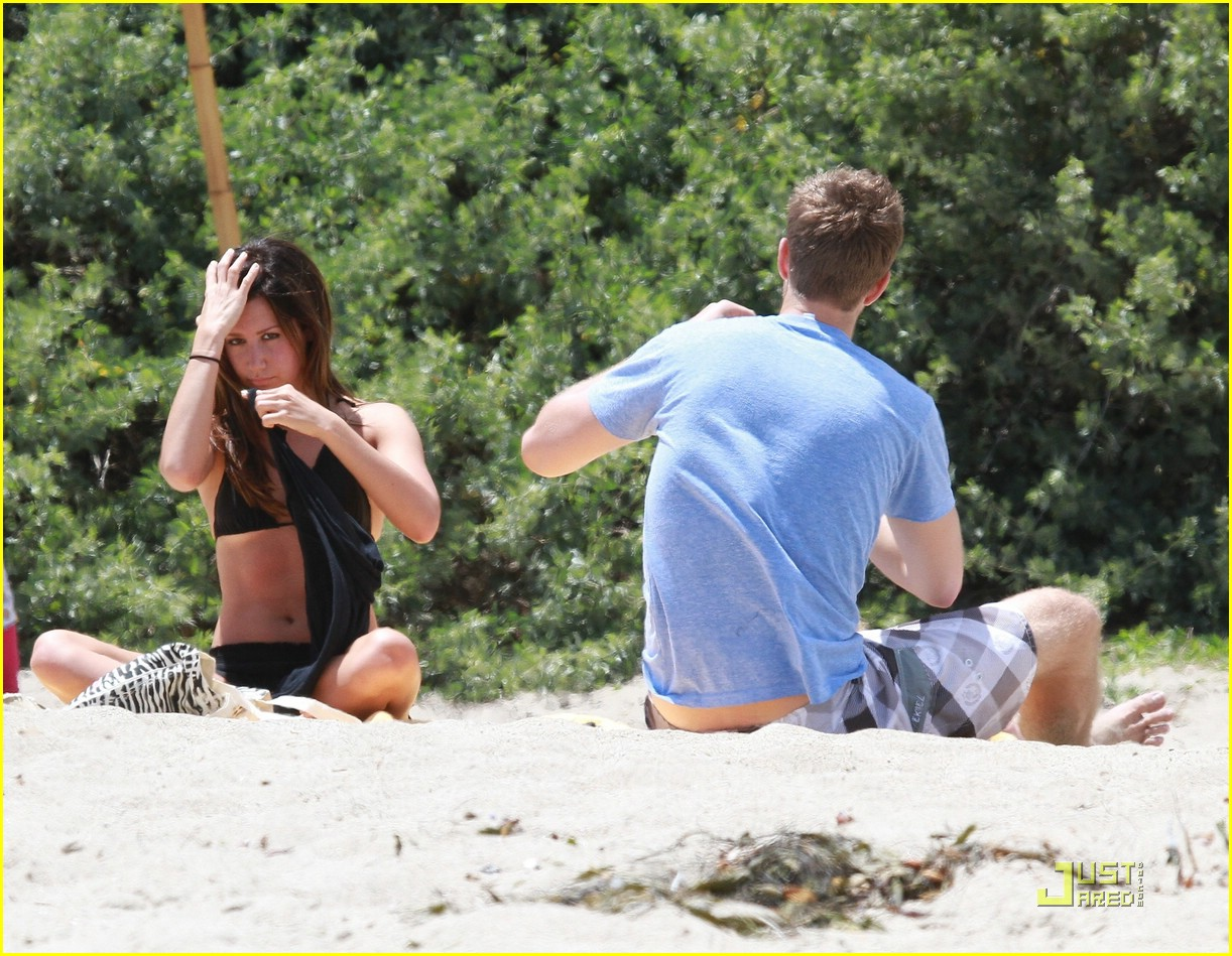 ashley tisdale scott speer beach bums 13
