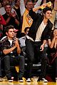Zac-ryan-lakers zac efron ryan rottman lakers 02