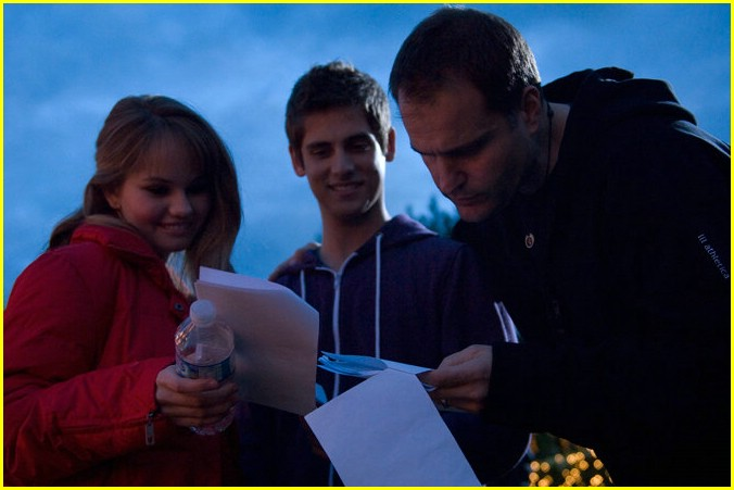 meet debby ryan borders century city 14