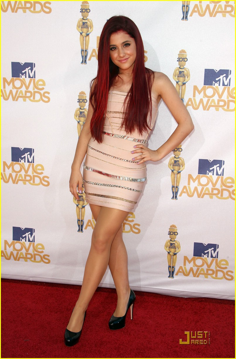 ariana grande mtv awards 05