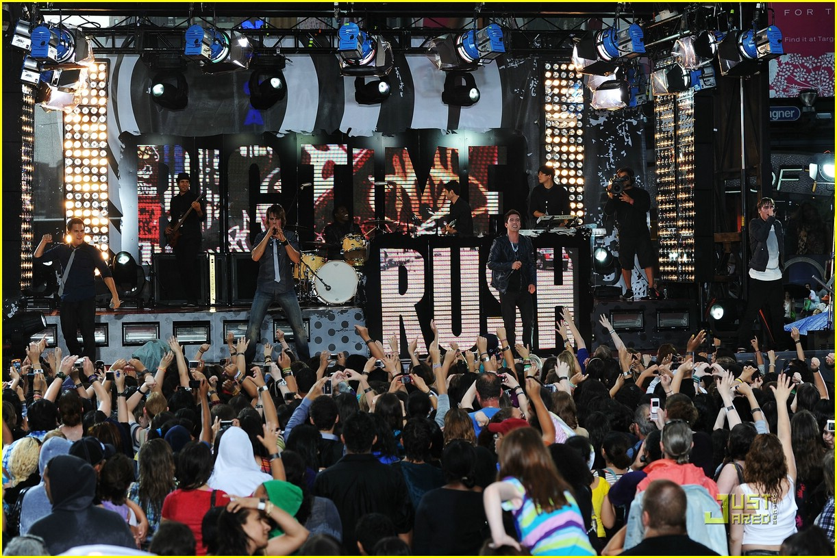 big time rush nyc concert 06