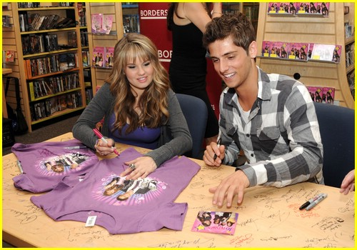 debby ryan borders jean luc 10