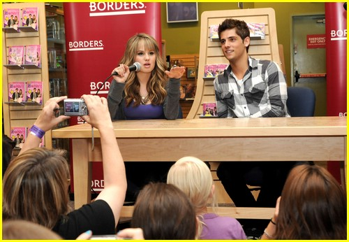 debby ryan borders jean luc 11