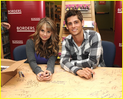 debby ryan borders jean luc 12