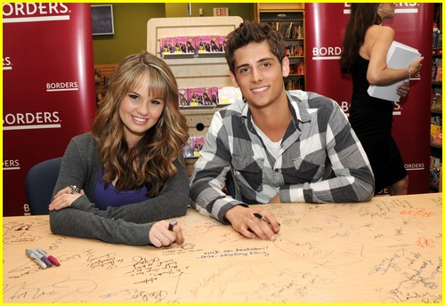 debby ryan borders jean luc 14