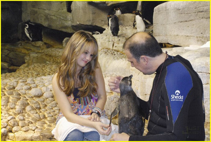 debby ryan penguin pal 04