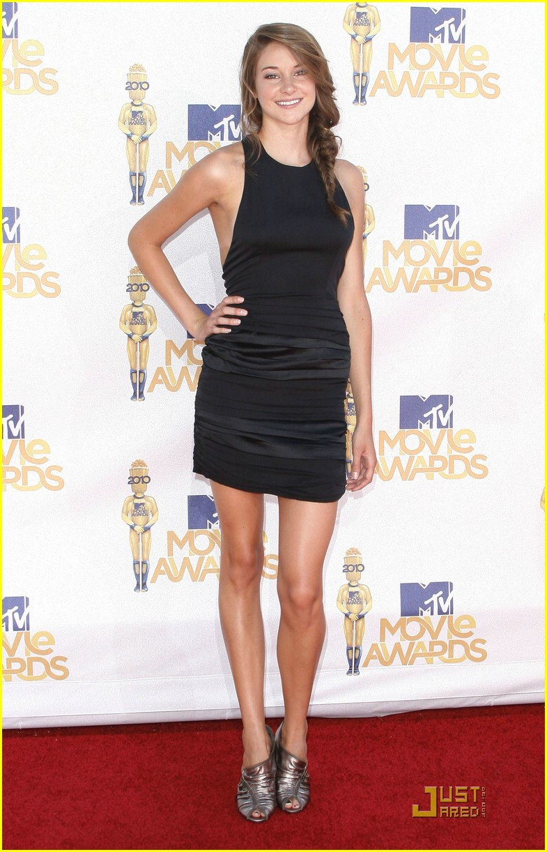 shailene woodley mtv awards 08
