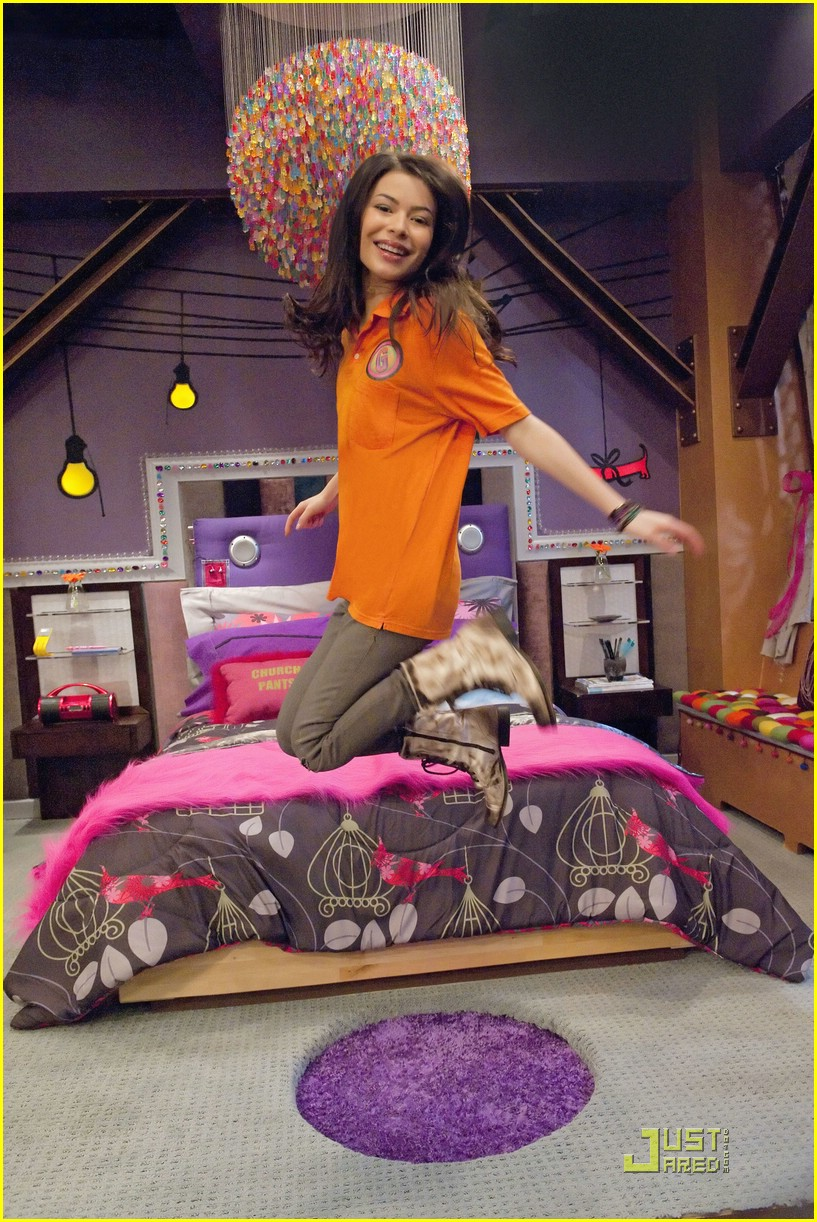 miranda cosgrove icarly hot room 05