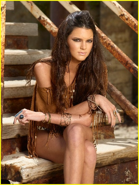 kendall jenner beach beauty 01