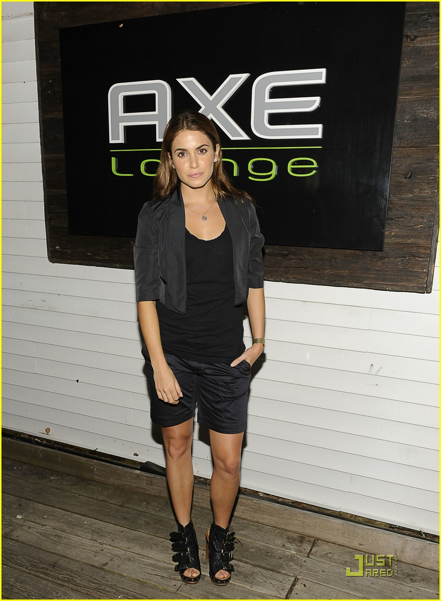 nikki reed axe lounge 13