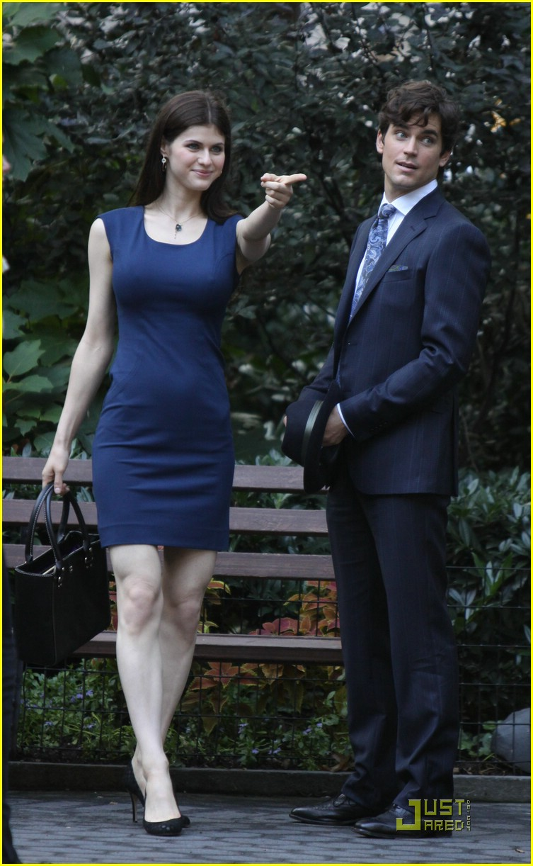 alexandra daddario kate white collar 03