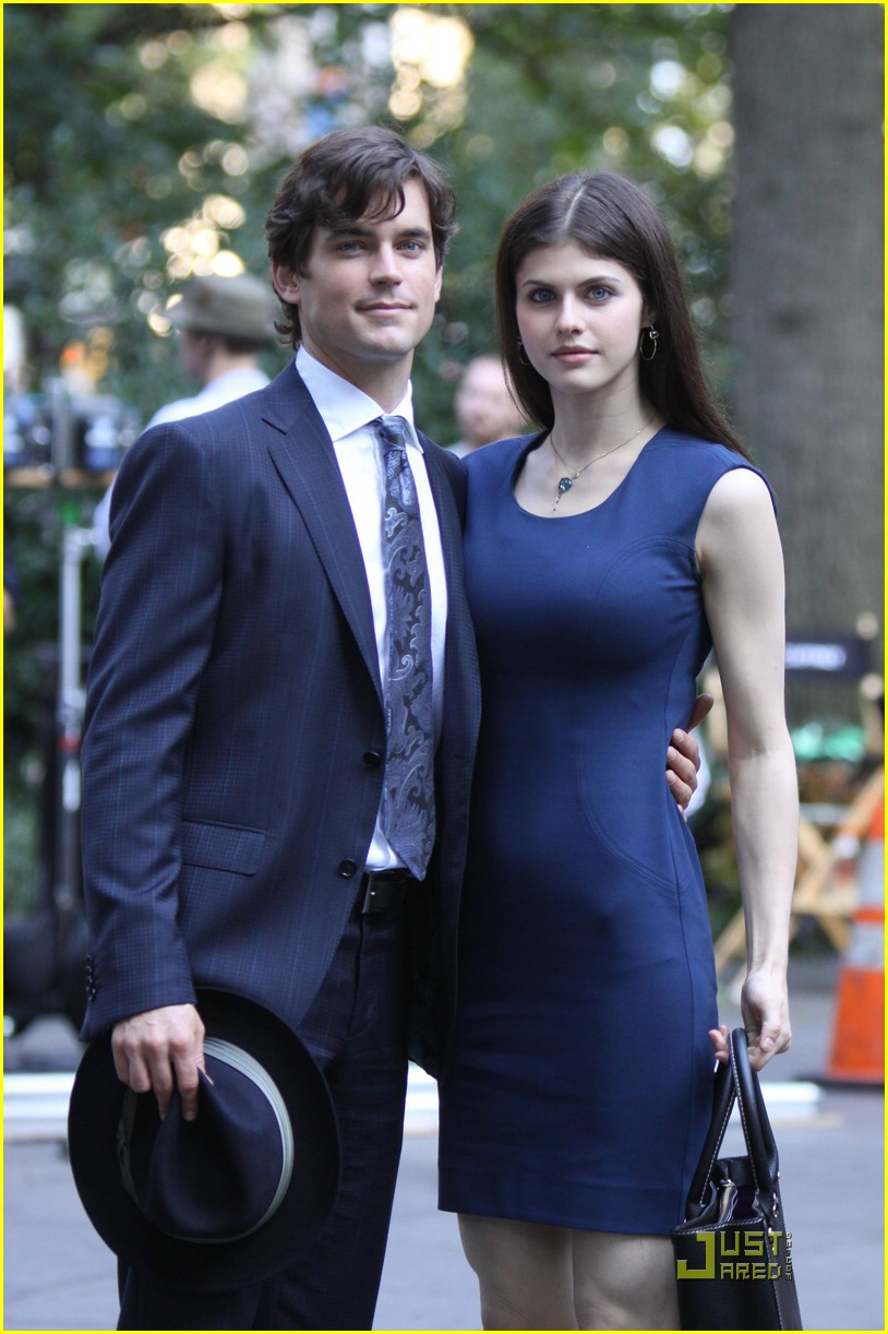 alexandra daddario kate white collar 05