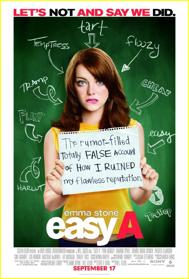 emma stone easya poster 01