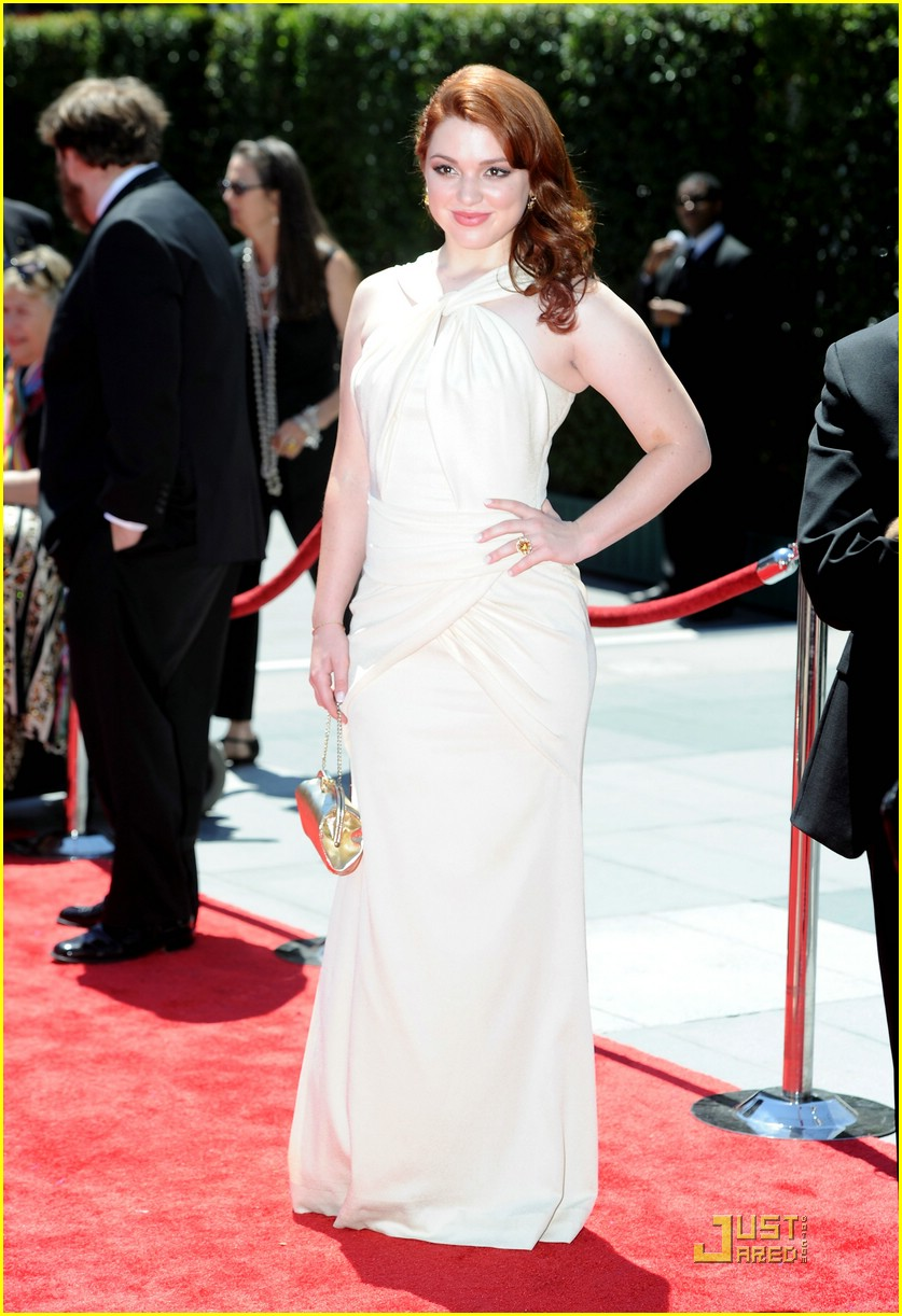 jennifer stone david henrie creative arts emmys 01