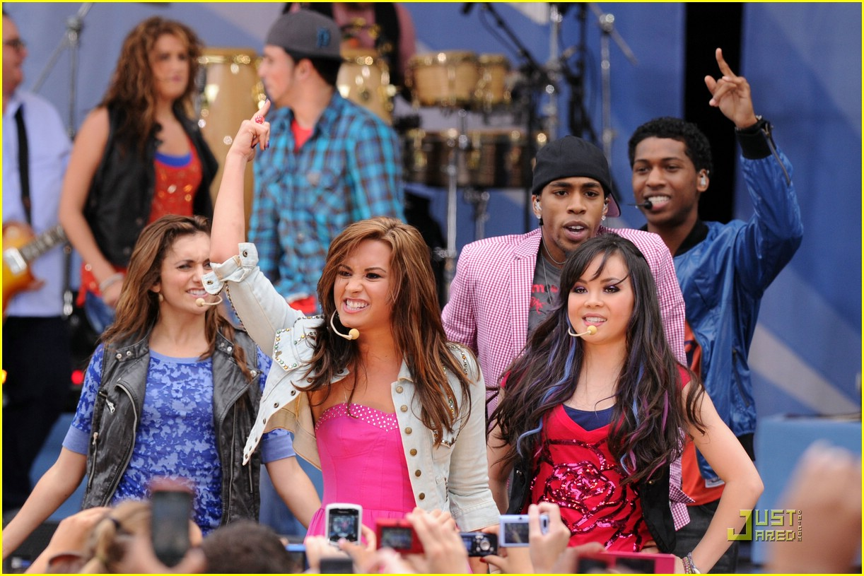 camp rock 2 rumsey nyc gma 07