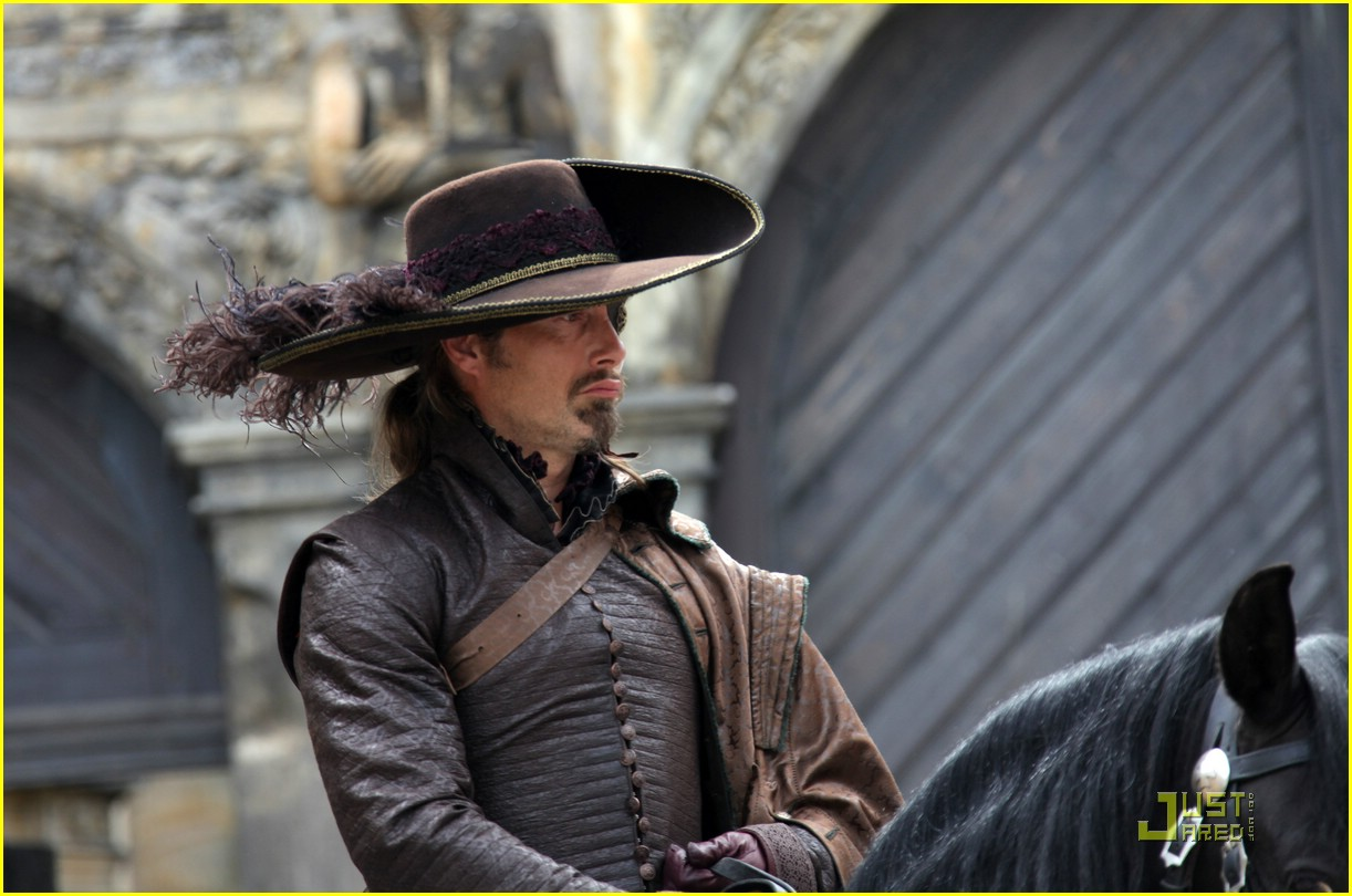 logan lerman musketeers first look 03