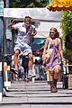 Dianna-alex alex pettyfer dianna agron jumps 01