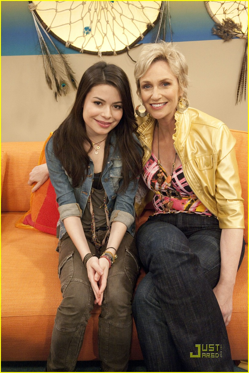 jennette mccurdy jane lynch icarly 10