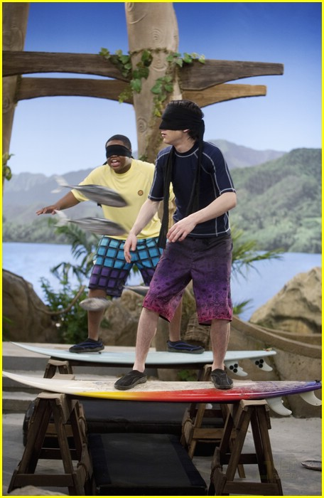 mitchel musso doc shaw blindfold 03