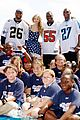 Taylor-play60 taylor swift saints march in 11