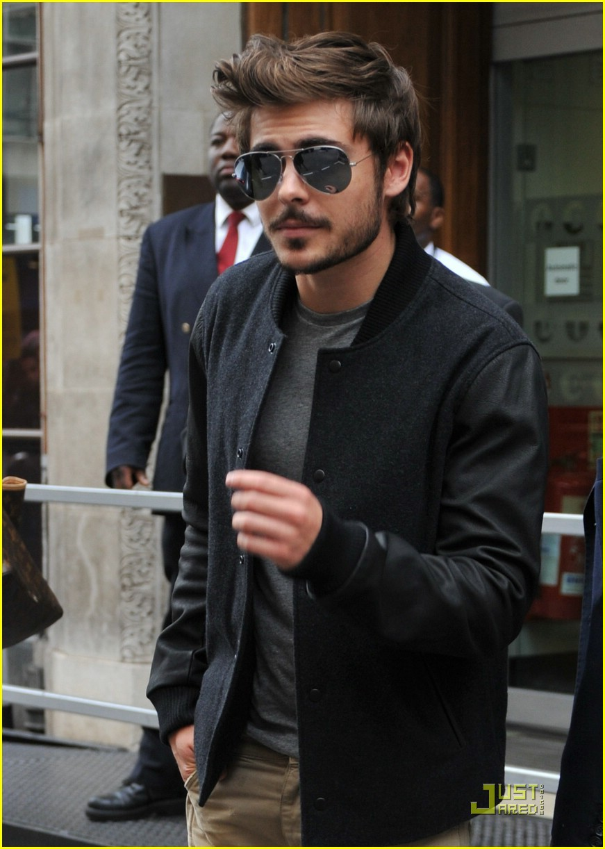 zac efron radio one 15
