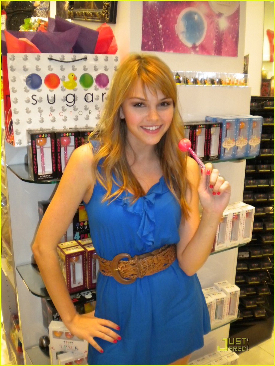 aimee teegarden sugar factory 04
