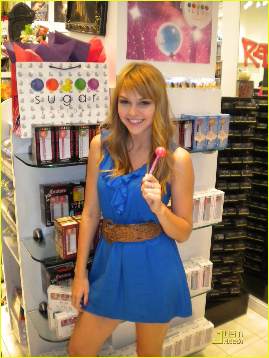 aimee teegarden sugar factory 05