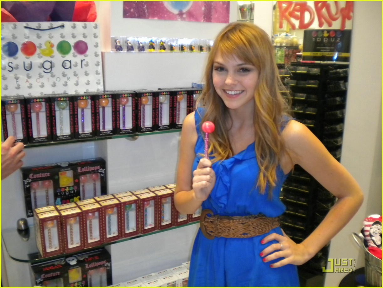 aimee teegarden sugar factory 06