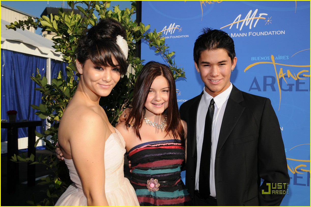 ariel winter booboo fivel cassie mann foundation 05