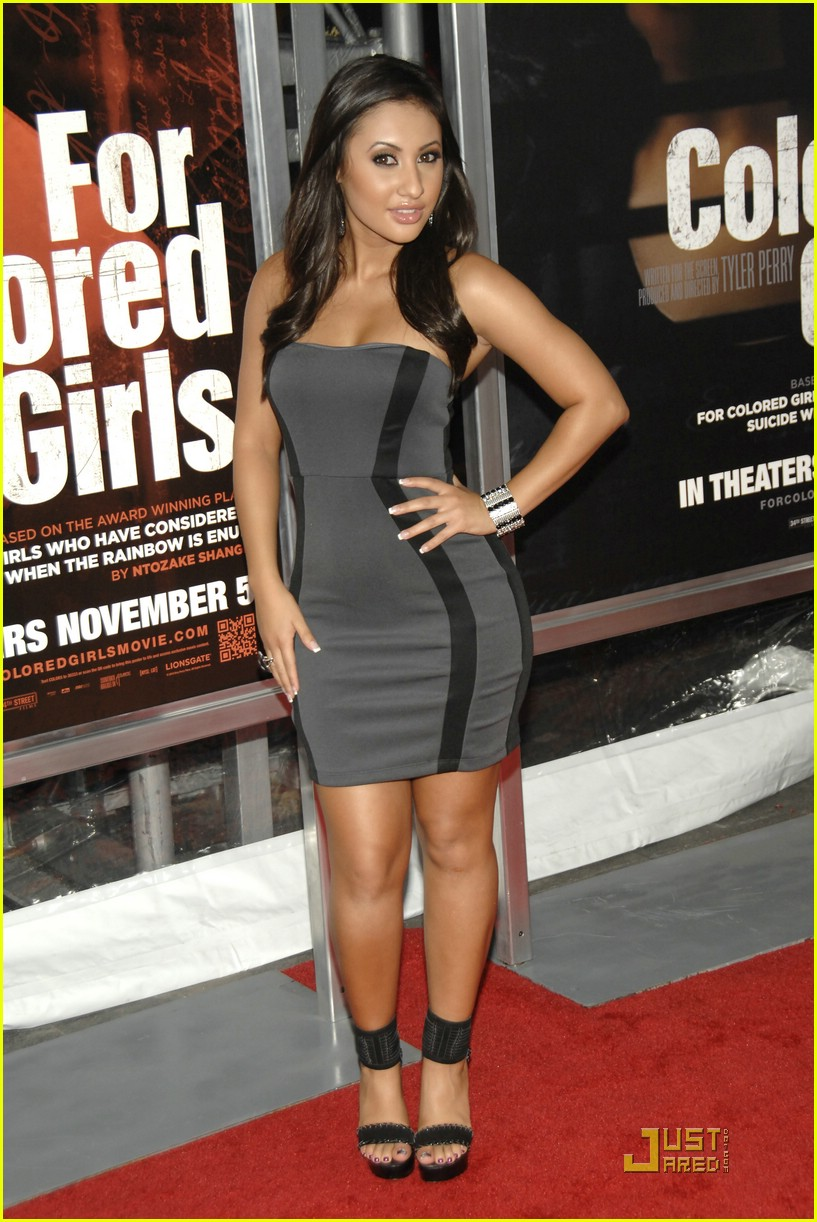 francia raisa colored girls 10