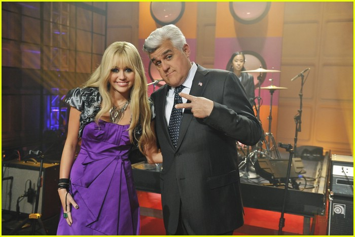 miley cyrus jay leno remember hm 15