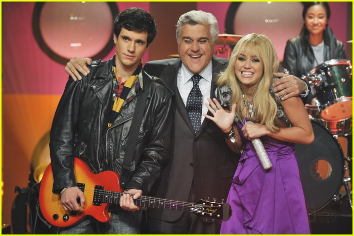 miley cyrus jay leno remember hm 48