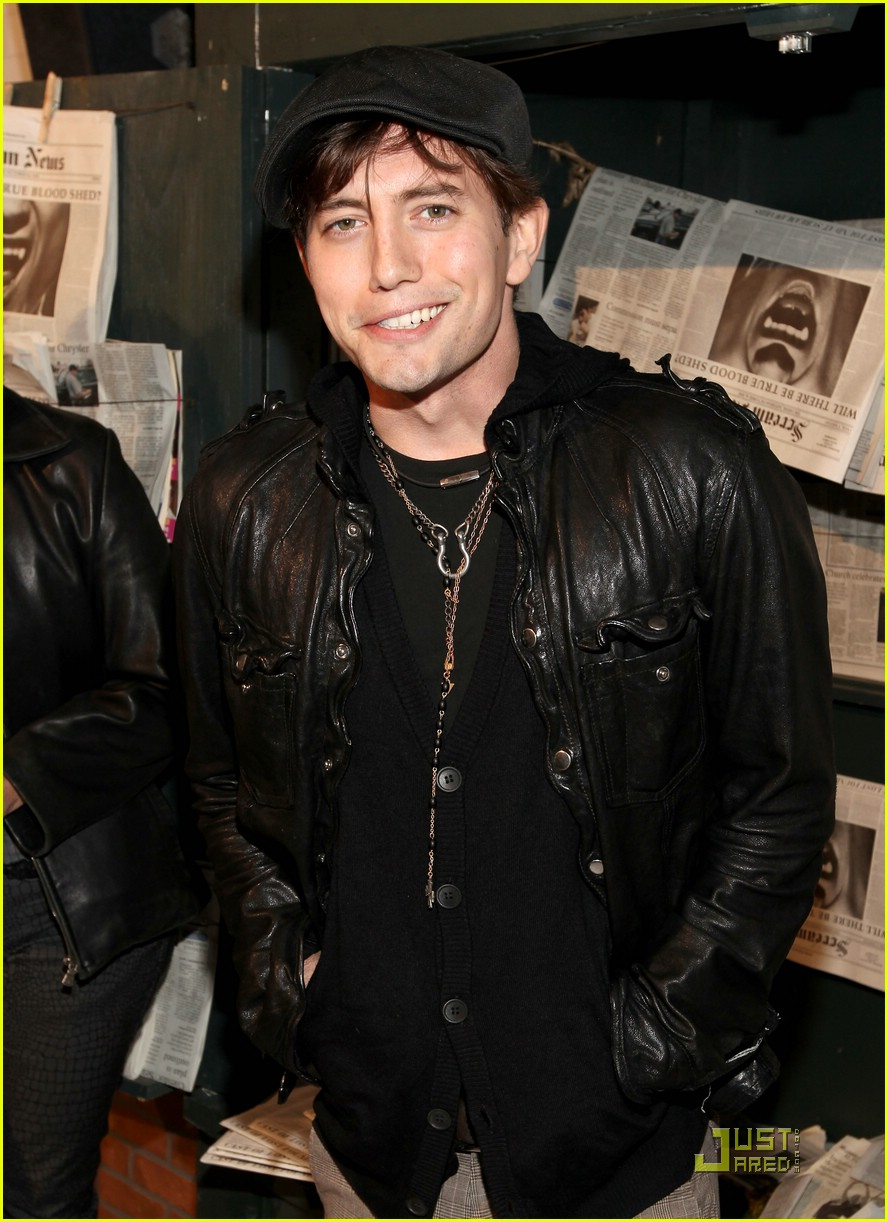 jackson rathbone nikki reed scream awards 14