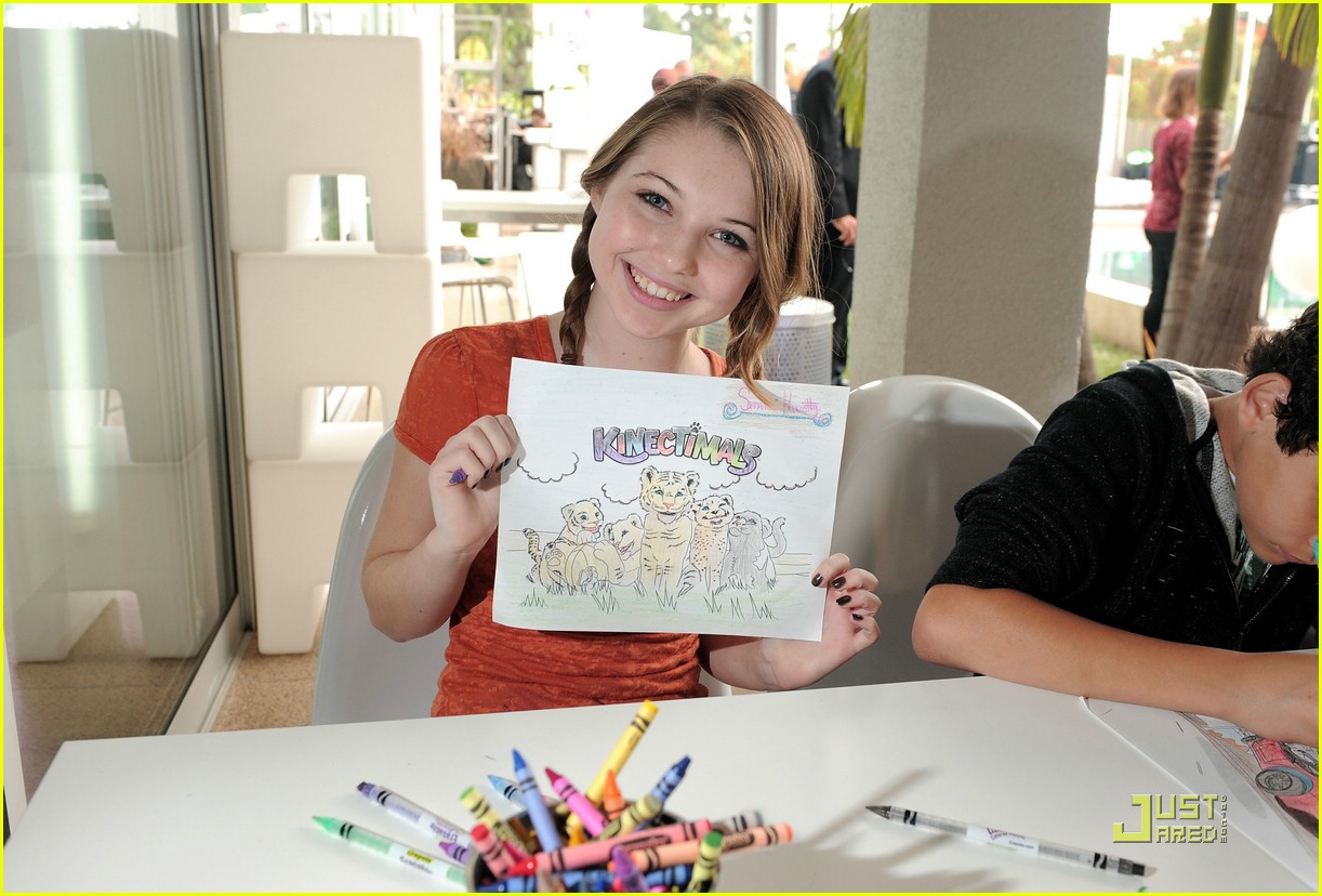 sammi hanratty amber lily kinect 20