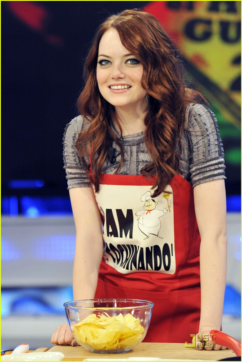emma stone easy a madrid 28