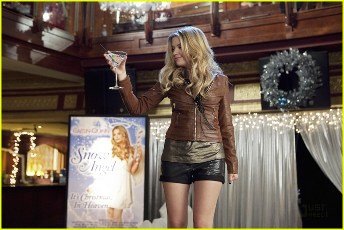 ashley benson christmas cupid pics 20