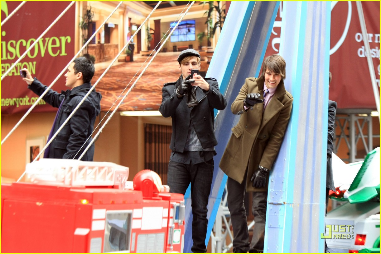 big time rush macys parade 01