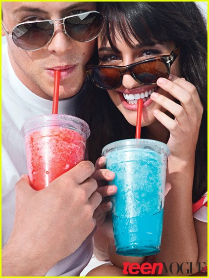 lea michele teen vogue 2010 december 06