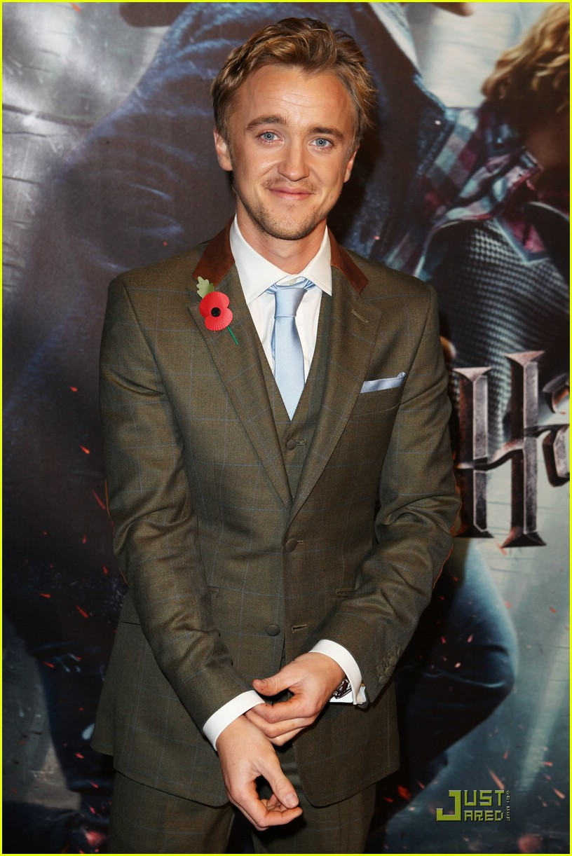 tom felton evanna lynch hp premiere 01