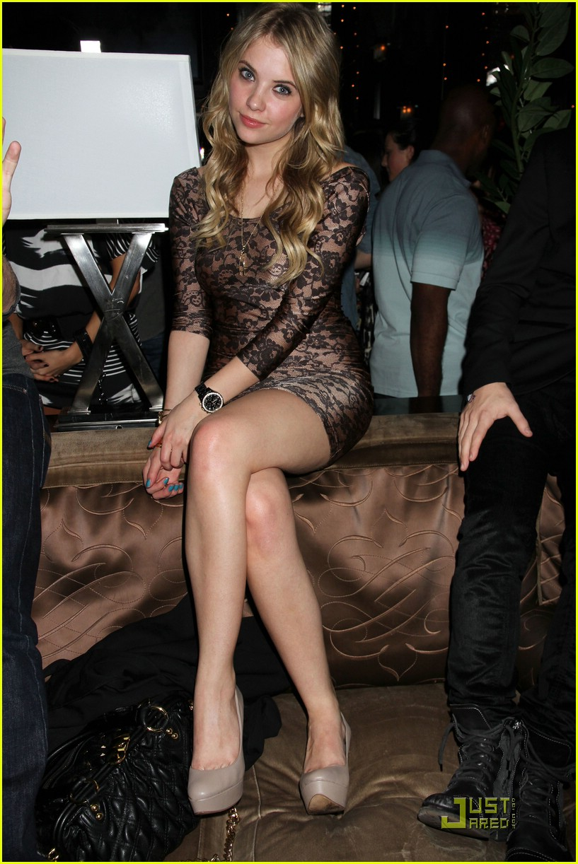 ashley benson blush bday 11