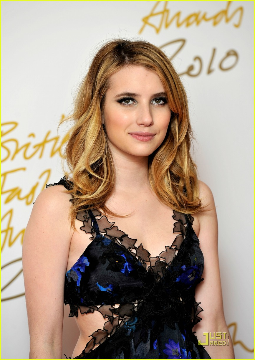 emma roberts fashion awards 04