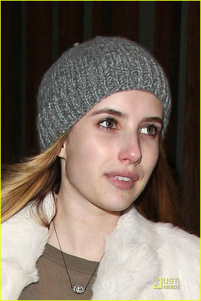 emma roberts take out nobu 08