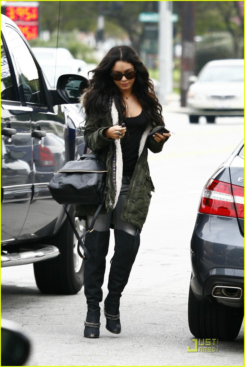 vanessa hudgens barneys babe 22