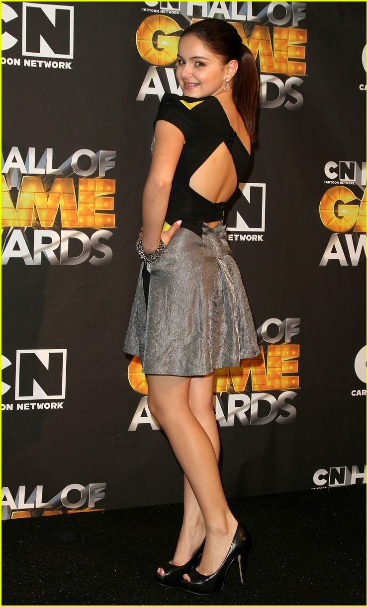 ariel winter hall game awards 01