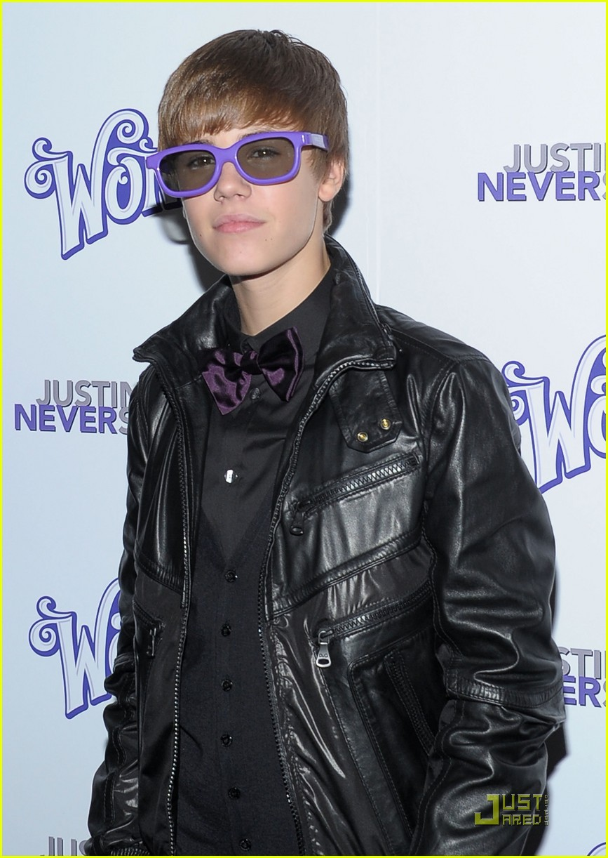 justin bieber never say never nyc premiere 08