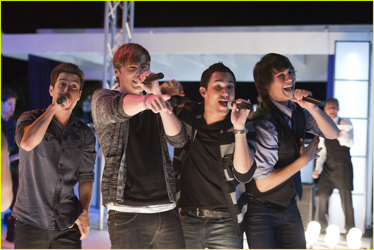 big time rush beach party 01