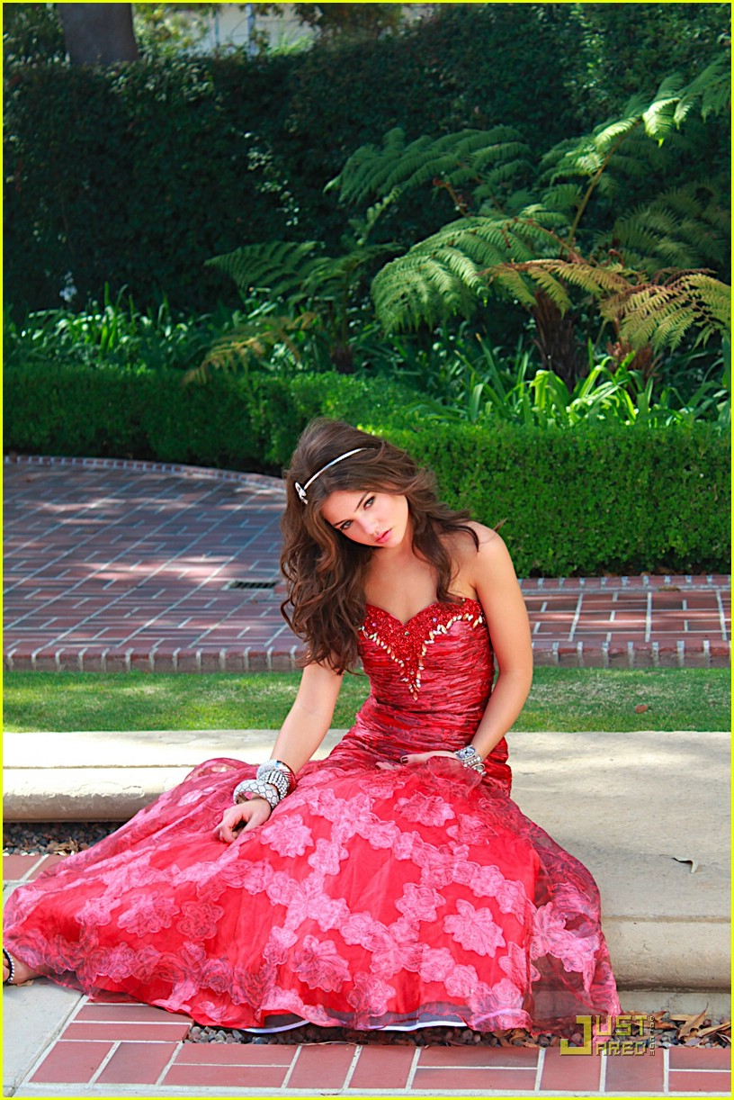 Danielle Campbell Starstruck Dress