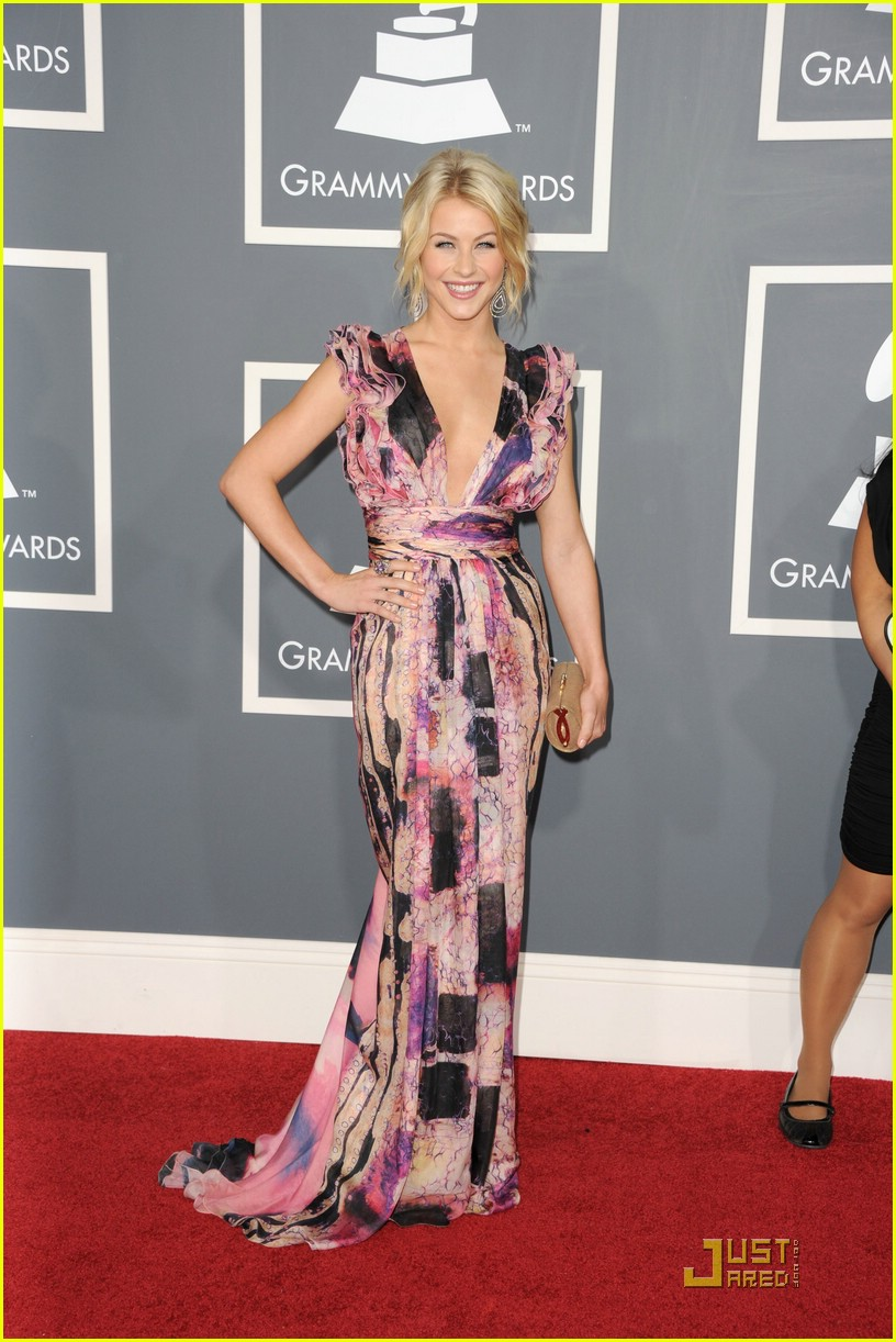julianne hough grammy awards 01