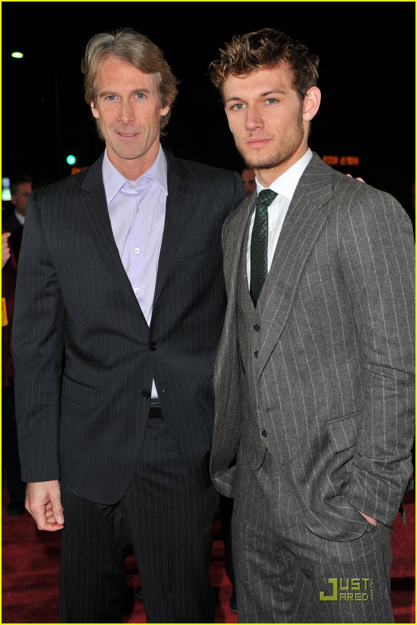 alex pettyfer number four premiere 10