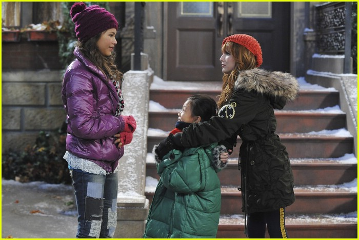 bella zendaya heat shake up 05
